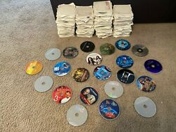 Lot Of 1000andnbsp Dvds - Movies And Tv Shows - Block Buster Dvd Blow Out