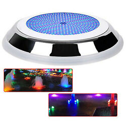 Stainess Resin Filled Led Swimming Pool Spa Lights 18w Rgb Underwater Lamp Sale