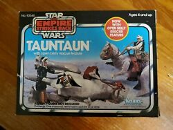 1981 Kenner Star Wars The Empire Strikes Back Open Belly Tauntaun Brand New Rare