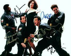Dan Aykroyd Murray Hudson + 2 Signed 8x10 Photo Autographed Picture Includes Coa