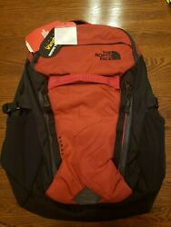 The Surge Backpack Red With Flexvent Brand New-hiking-trail-school