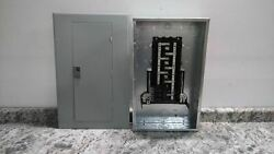 Ge Tm18410c 120/208vac 100 Amps 3-phase 18 Space Load Center