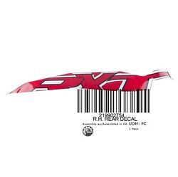 Seadoo Oem Righthand Rear Decal 219902754 Rxt 2007 2008