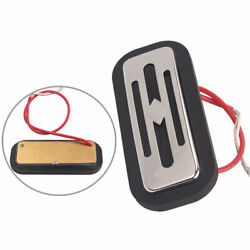 1 Pcs Vintage Toaster Style Humbucker Pickup With Black Cover For Hofner Guitar