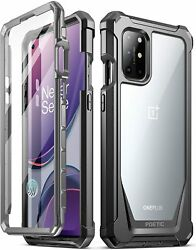 For Oneplus 8t Case Full Body Hybrid Shockproof Bumper Rugged Cl