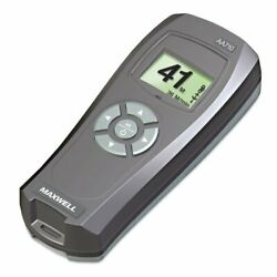 Maxwell Wireless Remote Handheld W/rode Counter 41660