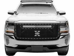 For 2016-2018 Chevrolet Silverado 1500 Grille T-rex 97993jx 2017 Grille Assembly