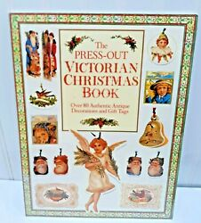 The Press-out Victorian Christmas Book Over 80 Victorian Decorations And Tags New