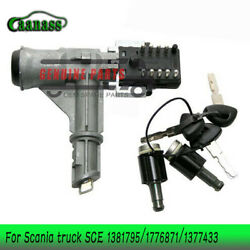 Steering Wheel Lock Spare Parts For Scania Truck Sce 1381795/1776871/1377433
