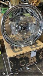 Forgiato Wire Wheels 26 Inch With Floating Center Caps Matching Steering Wheel