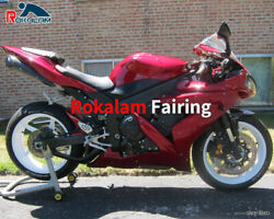 For Yamaha Yzf R1 04 05 06 Yzf-r1 2004 2005 2006 All Red Aftermarket Fairing Kit