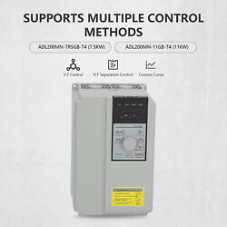 Variable Frequency Drive Vfd Motor Vector Inverter Controller 3 Phase 380v New