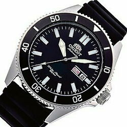 Orient Menand039s Watches Sports Collection Divermodel Automatic Winding Black Dial