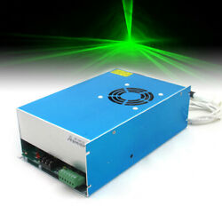 Used 100w-120w Power Supply For Water Cooled Tube Co2 Laser Engraving Machine