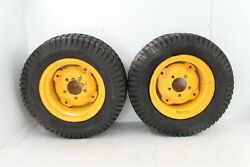 Frigidaire/electrolux Quality Pro Farm And Country Rear Wheels Rims Qpgt22h46a