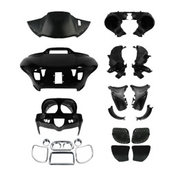 Fairing/glove Box Air Duct/instrument/trim Fit For Harley Road Glide 15-21 18