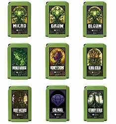 Emerald Harvest Nutrients 3-part Combo Package Kit - 6 Gallon Size Micro, Gr...