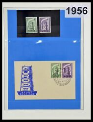 Lot 34191 Stamp Collection Europa Cept 1956-2008.
