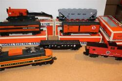 Lionel 18302 Great Northern Electric Fallen Flags Set 3 W/6 Cars-ln- B2r
