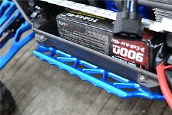 For 1/5 Traxxas X-maxx Txm014 Outside Plate Bar Skid Pedal Refit Parts Upgrade