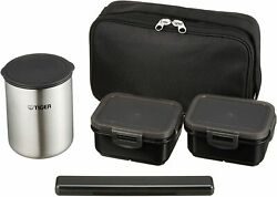 New Tiger Thermos Thermal Insulation Lunch Box Stainless Steel Lunch Jar Bowl