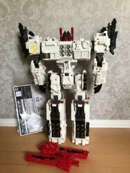 Takara Tomy Transformers Generations Tg-23 Metroplex 23 Inch Action Figure Used