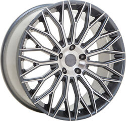 Alloy Wheels 22 Velare Vlr10 Grey Pol For Land Rover Discovery [mk2] 98-04