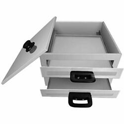 Top Open Chinese Rice Noodle Roll Food Steamer With Extra Tray Tier-o2-l