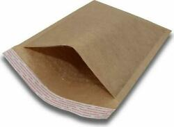 Any Size Kraft Brown Bubble Mailers Shipping Padded Bags Envelopes Self-seal