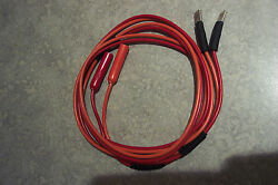 1955 1956 Ford Correct Heater Fan Motor Wire Harness New 55 56 1957 T-bird Also