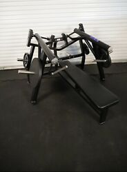 Commercial Iso Lateral Horizontal Bench Press Brand New
