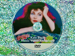 Kate Bush The Music Video Anthology Dvd 2 Hours 28 Music Videos
