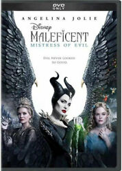 Maleficent: Mistress of Evil DVD 2019 New amp; Sealed FREE Shipping