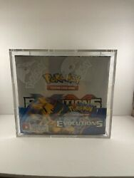 Pokemon Tcg Xy Evolutions Factory Sealed Booster Box - Pack Of 36
