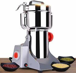 Safety Electric Grain Grinder Mill High-speed Spice Herb Mill 3600w Commercial