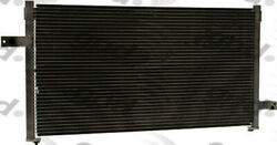 A/c Condenser Fits 2001-2002 Subaru Forester Global Parts
