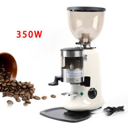 Commercial Coffee Grinder Home Power Grind Automatic Burr Mill Machine 150g/m