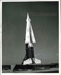 1959 Press Photo Nike-hercules Missile To Be Unveiled Soon South Of Boston