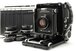 【n Mint】 Wista 45 Sp + Fujinon 125 180 210mm Lens More From Japan 971