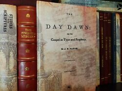 Day Dawn Jh Patton 1880 Ct Russell Bible Students Watchtower Research Jehovah