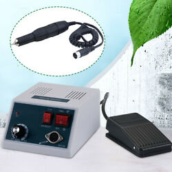 Electric Dental Polishing Machine Micromotor 35000rpm Foot On/off Switch System