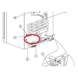 Norcold 691449 Refrigerator Power Supply Circuit Board
