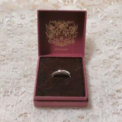 Moriarty The Patriot William Ling Silver Ring The Size Is No.19 Accessories Ring