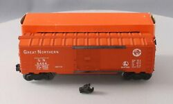 Lionel 6464-25 Vintage O Great Northern Boxcar - Type I/box