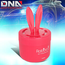 Diax Sexy Shower Scent Gel Based Rabbit Ears Can Car Office Air Freshener 90g