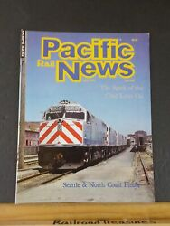 Pacific Rail News 260 1985 July Seattle And North Coast Finale Spirit Of Chief