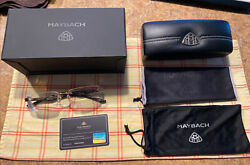 Maybach The Artist Iii Glasses Frame