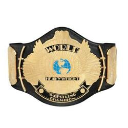 World Wrestling Fans Collection Pack 1, Replica Title Belts, 2mm Brass Plates