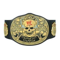 World Wrestling Fans Collection Pack 2, Replica Title Belts, 2mm Brass Plates