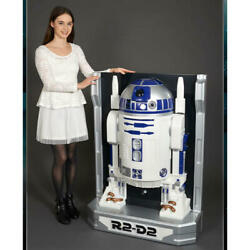 Star Wars R2-d2 Life-size 3d Wall Panel